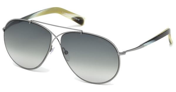 Tom Ford FT0374 15B grau verlaufendruthenium hell matt