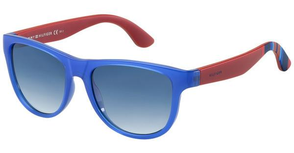 Tommy Hilfiger TH 1341/S H9Q/08 ORGA B.6BLUE RED (ORGA B.6)