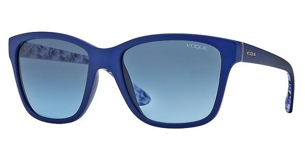 Vogue VO2896S 22258F BLUE GRADIENTMATTE BLUE