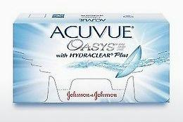 Kontaktlinser Johnson & Johnson ACUVUE OASYS with HYDRACLEAR Plus PH-12P-REV