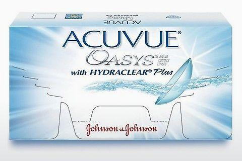 Kontaktlinser Johnson & Johnson ACUVUE OASYS for ASTIGMATISM CYP-12P-REV