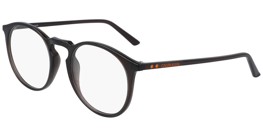 Calvin Klein   CK19517 201 CRYSTAL DARK BROWN