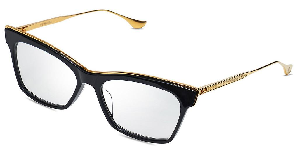 DITA   DTX-401 01A Black/Yellow Gold