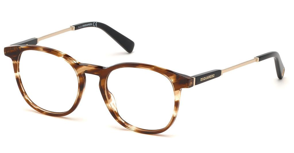 Dsquared   DQ5280 047 braun hell
