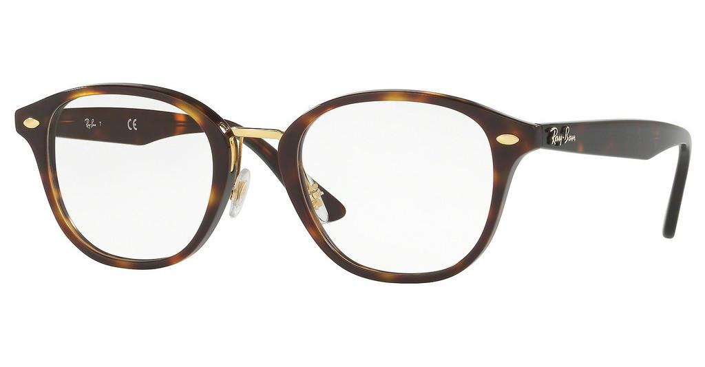 Ray-Ban   RX5355 5674 TOP BROWN HAVANA/HAVANA BROWN