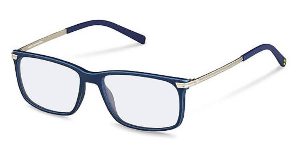 Rocco by Rodenstock   RR438 D blue used look, light gun