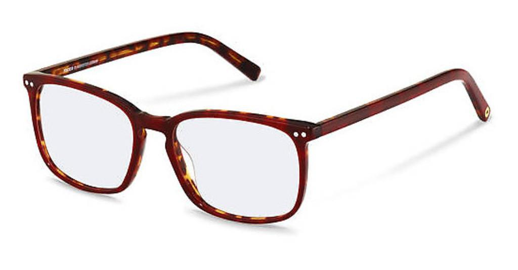 Rocco by Rodenstock   RR448 F red havana layered