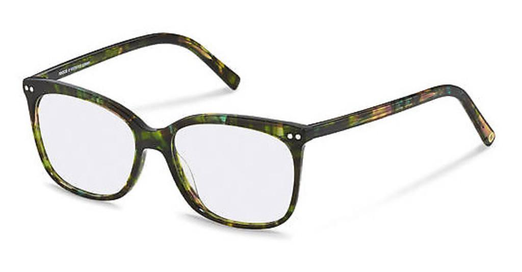 Rocco by Rodenstock   RR452 C green structured