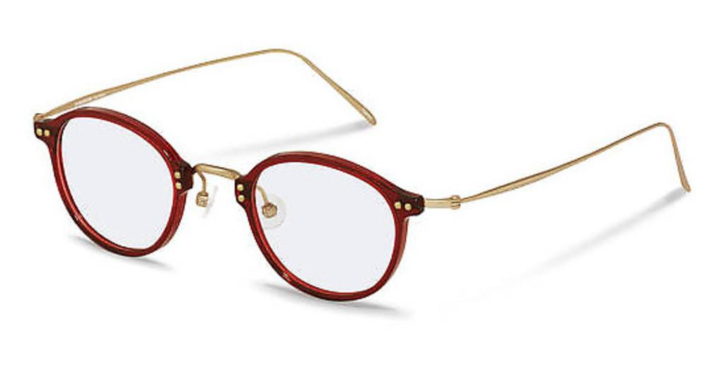 Rodenstock   R7059 E dark red, gold