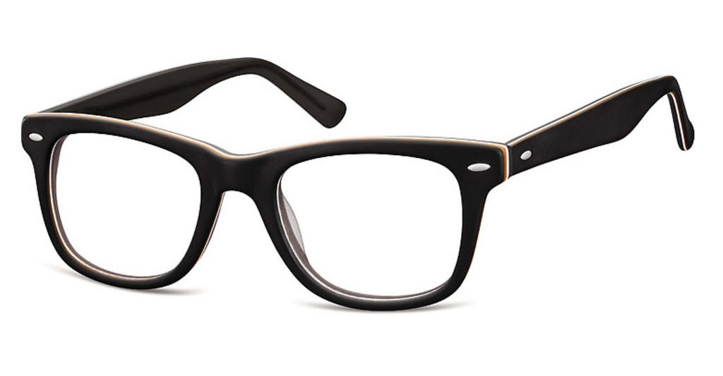 Sunoptic   A83 D Matt Black/Grey