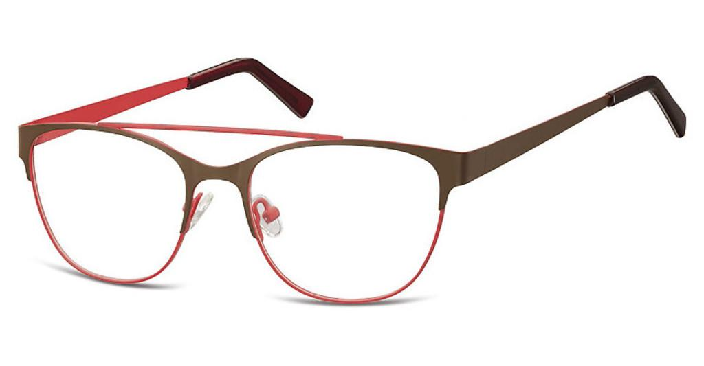 Sunoptic   M2 E Matt Brown/Red
