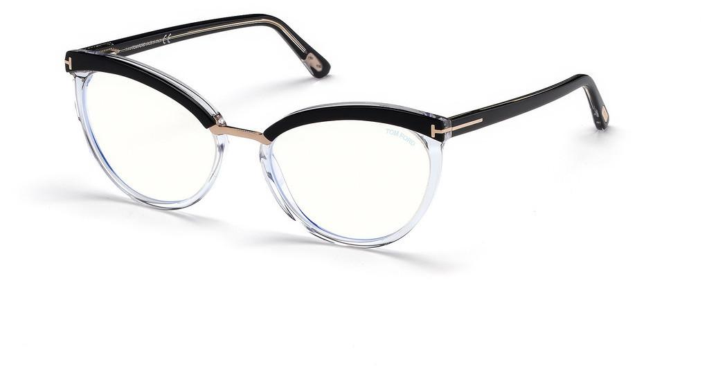 Tom Ford   FT5551-B 005 schwarz