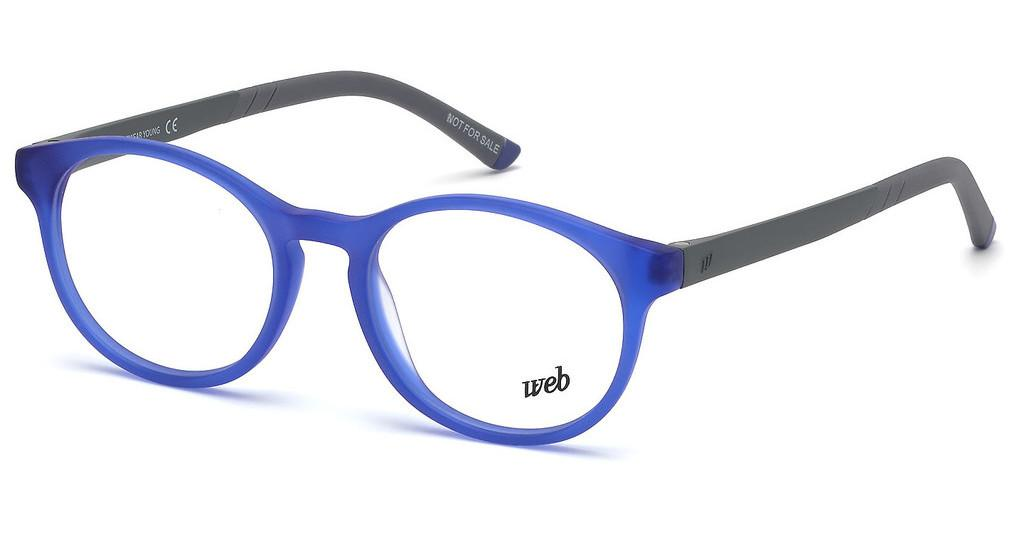 Web Eyewear   WE5270 091 blau matt