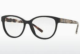 Designerglasögon Burberry BE2229 3001 - Svart