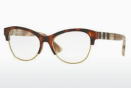 Designerglasögon Burberry BE2235 3601 - Brun, Havanna