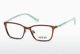 Designerglasögon Guess GU9154 046 - Brun, Bright, Matt