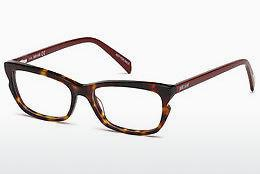 Designerglasögon Just Cavalli JC0797 054 - Havanna, Red