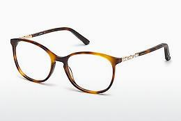 Designerglasögon Swarovski SK5163 053 - Havanna, Yellow, Blond, Brown