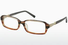 Designerglasögon TRUSSARDI TR12723 OR - Orange
