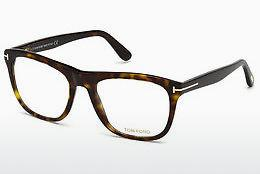 Designerglasögon Tom Ford FT5480 052 - Brun, Dark, Havana
