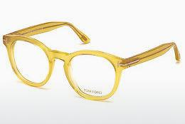 Designerglasögon Tom Ford FT5489 041 - Gul