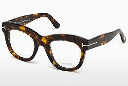 Designerglasögon Tom Ford FT5493 052 - Brun, Dark, Havana