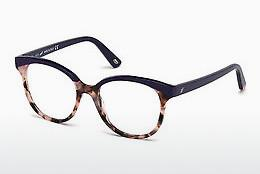Designerglasögon Web Eyewear WE5196 056 - Havanna