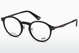 Designerglasögon Web Eyewear WE5207 002 - Svart, Matt