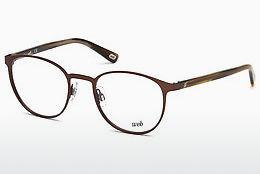 Designerglasögon Web Eyewear WE5209 049 - Brun, Dark, Matt