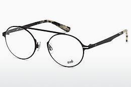 Designerglasögon Web Eyewear WE5220 002 - Svart, Matt