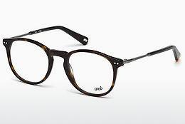 Designerglasögon Web Eyewear WE5221 052 - Brun, Dark, Havana