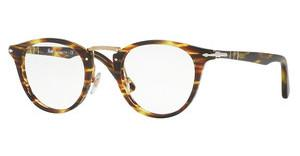 Persol PO3107V 938 BROWN YELLOW TORQUOISE