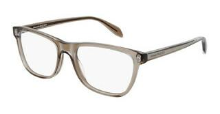 Alexander McQueen AM0248O 002 BROWN