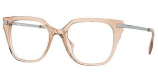 Burberry BE2310 3358 TRANSPARENT PEACH