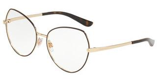 Dolce & Gabbana DG1320 1320 GOLD/MATTE BROWN
