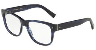 Dolce & Gabbana DG3305 3065 STRIPED BLUE