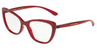 Dolce & Gabbana DG5039 1551 TRANSPARENT BORDEAUX