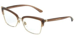 Dolce & Gabbana DG5045 5374 TRANSPARENT BROWN