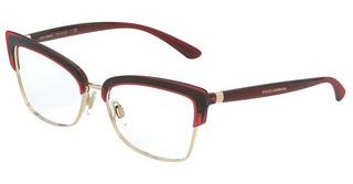 Dolce & Gabbana DG5045 550 TRANSPARENT RED