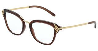 Dolce & Gabbana DG5052 3159 TRANSPARENT BROWN