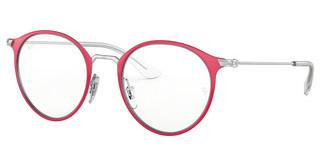 Ray-Ban Junior RY1053 4066 SILVER ON TOP RED