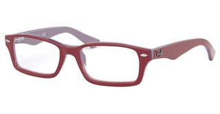 Ray-Ban Junior RY1530 3821 TOP RED ON GREY/BLUE