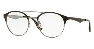 Ray-Ban RX3545V 2912 GUNMETAL/MATTE BROWN
