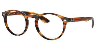 Ray-Ban RX5283 2144 STRIPED HAVANA