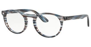 Ray-Ban RX5283 5750 STRIPPED BLUE GREY