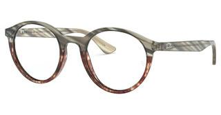Ray-Ban RX5361 5837 GREY GRADIENT BROWN