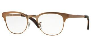 Ray-Ban RX6317 2836 MATTE BROWN