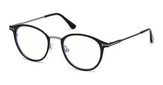 Tom Ford FT5528-B 001 schwarz glanz