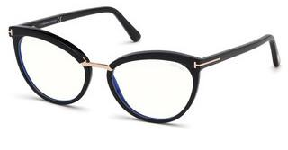 Tom Ford FT5551-B 001 schwarz glanz