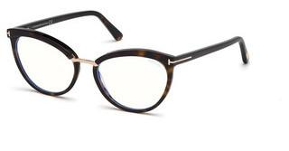 Tom Ford FT5551-B 052 havanna dunkel